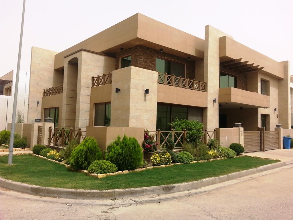 Erbil dream city residential villas for American villa design